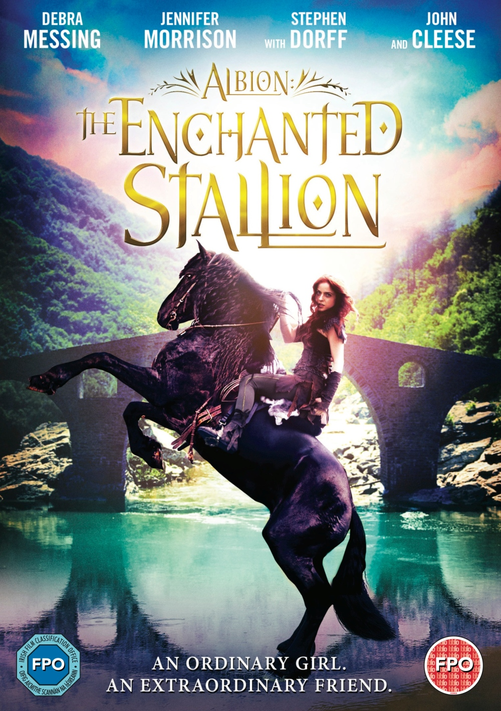 Albion DVD cover copy