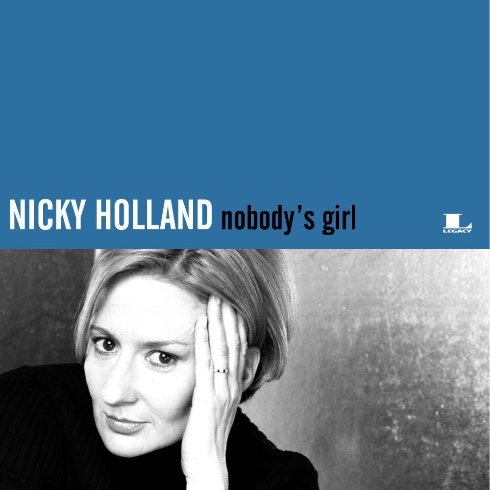 14 - Album Artwork - Nicky Holland