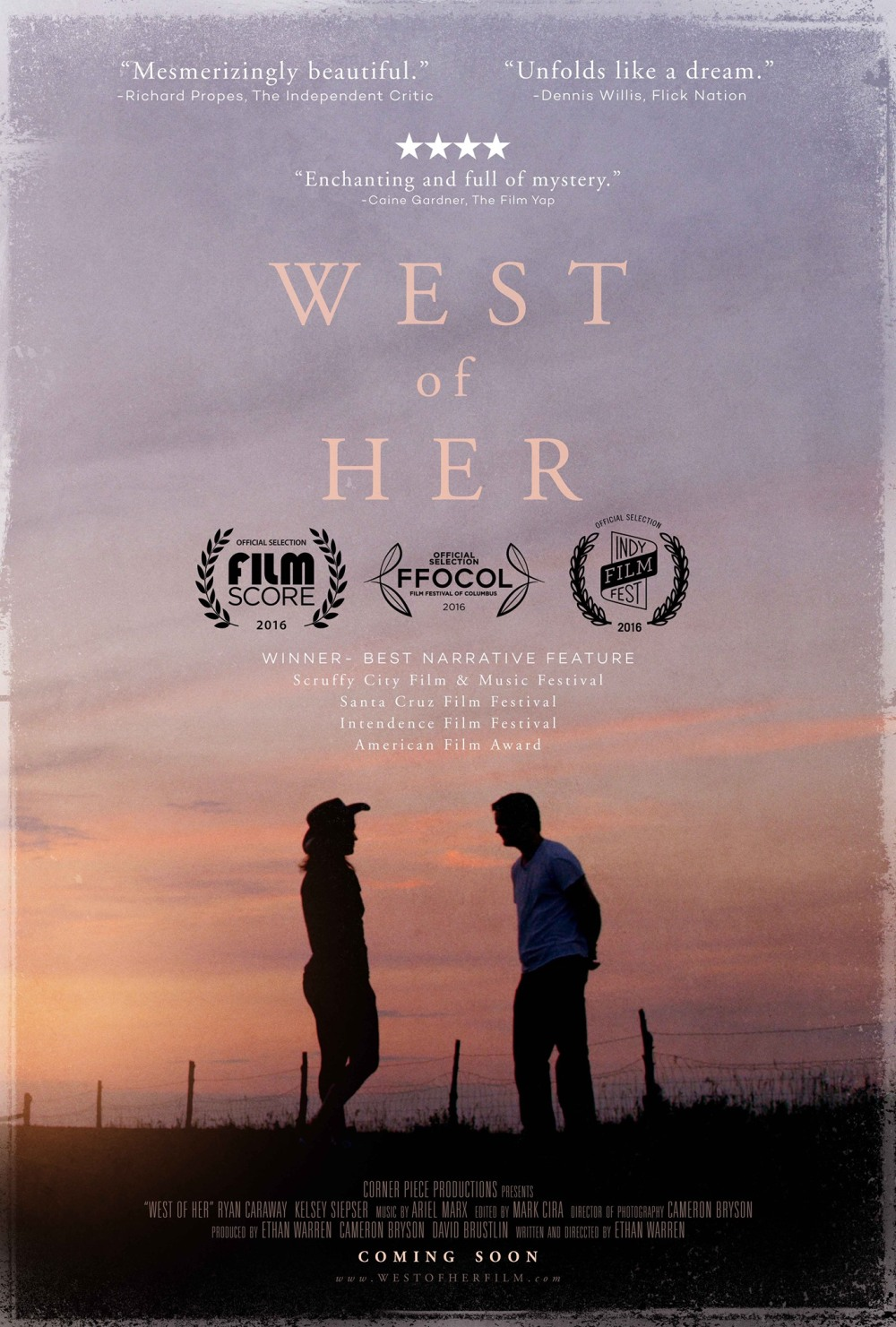 West of Her poster